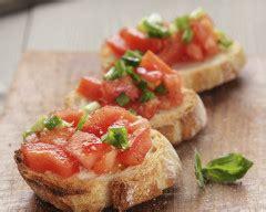recette pan  tomate tapas