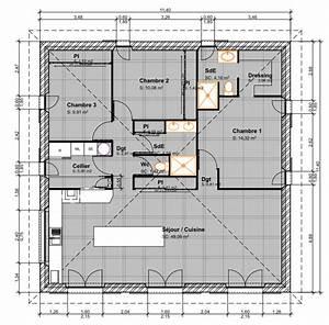 Calcul Surface Toiture 2 Pans : greb sur plancher poutrelle pr contrainte vide sanitaire ~ Premium-room.com Idées de Décoration