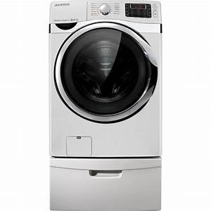 Samsung Front Load Washer 4 5 Cu  Ft  Wf455argswr