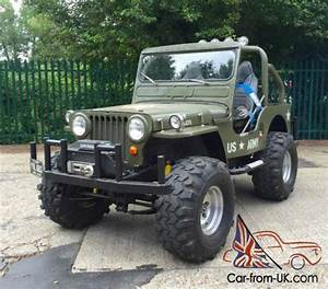 Willys Jeep 1948 American 4x4 modified 1 off custom 302 5 ...