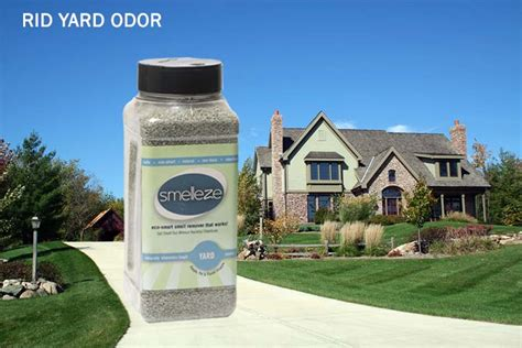 Sulfur Smell In Basement by Smelleze 174 Natural Yard Amp Concrete Smell Removal Deodorizer