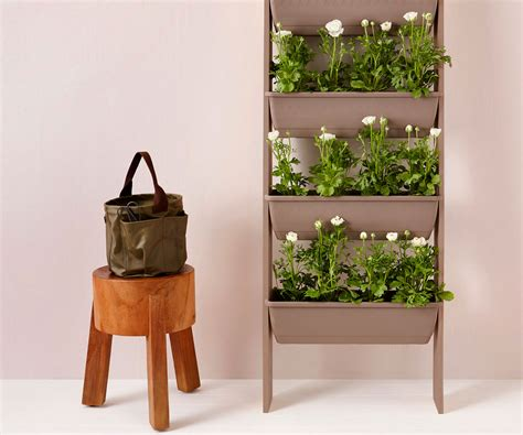Vertical Gardens How To Build by How To Build Your Own Vertical Garden