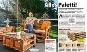 Europaletten Gartenmöbel Bauen : gartenm bel aus europaletten ~ Markanthonyermac.com Haus und Dekorationen