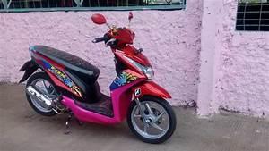 Honda Beat Fi Thailook