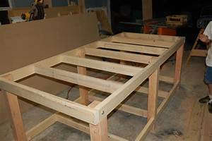 Billy: Easy Workbench Leg Construction Wood Plans US UK CA