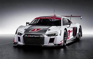 Audi R8 Motor : 2016 audi r8 lms race car debuts at 2015 geneva motor show ~ Kayakingforconservation.com Haus und Dekorationen