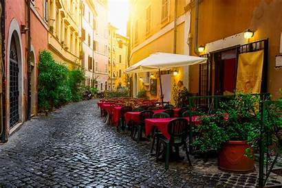 Italian Restaurant Cafe Wallpapers Wall Decor Backgrounds