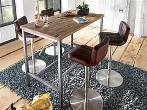 Bartisch Mit Stühlen Für Küche : bartisch k che ~ Bigdaddyawards.com Haus und Dekorationen