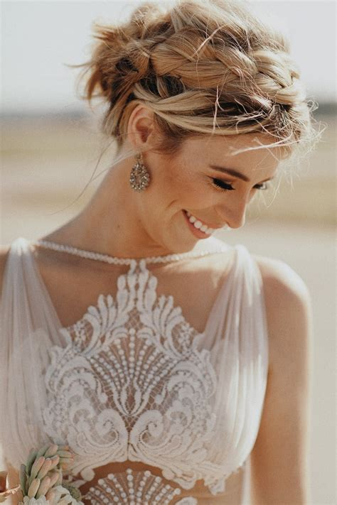 Wedding Hairstyles by 61 Braided Wedding Hairstyles Brides