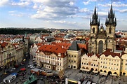 10 Day Central Europe Itinerary: Budapest, Vienna ...