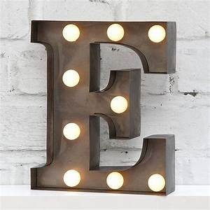39e39 led mini carnival light battery powered note metal for Battery operated lighted letters