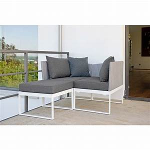 Balkon Bank Klein : balkon loungebank donna stern ~ Frokenaadalensverden.com Haus und Dekorationen
