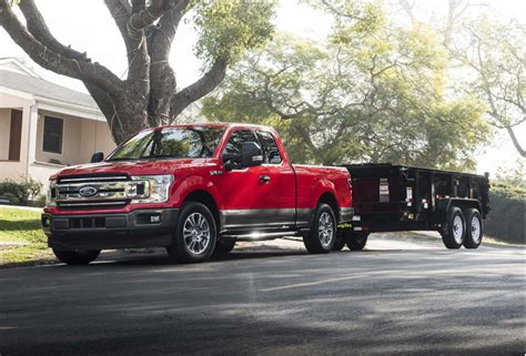 2018 Ford F-150 Power Stroke Diesel Rated At 30 Mpg