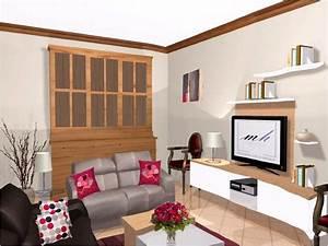 Décoration Intérieure Salon : d coration int rieure chaleureuse phalsbourg mh deco ~ Teatrodelosmanantiales.com Idées de Décoration