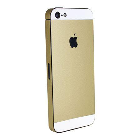 Iphone 5 Upgrade - iphone 5s upgrade kit voor iphone 5 goud mobilefun nl