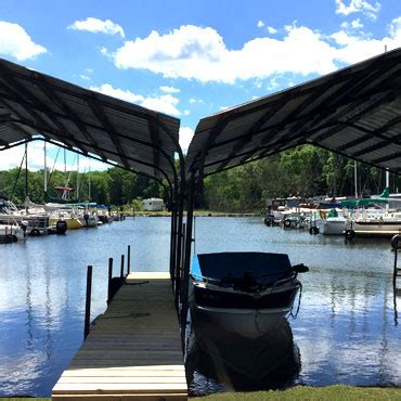 Daily Boat Rental Mn by Terry S Boat Harbor Lake Mille Lacs Protected Boat