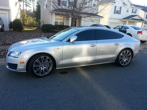 Audi A7 Modification by Joz A7 2012 Audi A7 Specs Photos Modification Info At