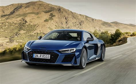 Audi Photo by Clarkson The Audi R8 Is Exactly What A Supercar Should Be
