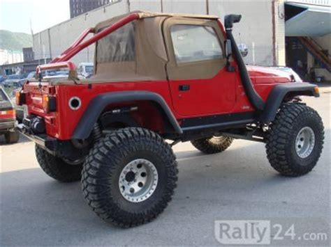 jeep rally car jeep wrangler rally cars for sale