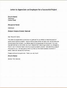 promotion and transfer announcement letter of an employee With sample letter of recognition for teamwork