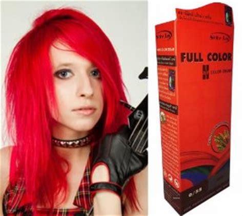Coloration Vif Exemple Coloration Cheveux Vif