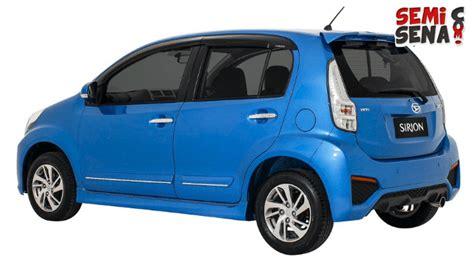 Gambar Mobil Daihatsu Sirion by Harga Daihatsu Sirion 2017 Review Spesifikasi Gambar