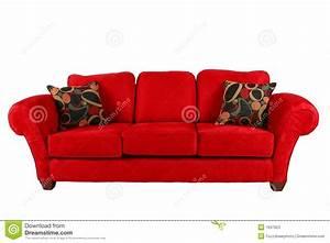 Moderne Kissen Für Sofa : rotes sofa mit modernen kissen stockfotos bild 1047823 ~ Bigdaddyawards.com Haus und Dekorationen