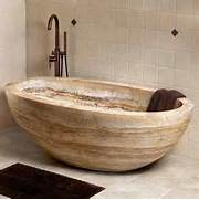 Freestanding Stone Bathtubs by Tips On Buying 54 Inch Freestanding Stone Bathtub