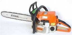 Stihl 025 Parts List Manual