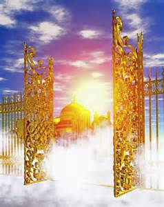 Golden Gates Heaven