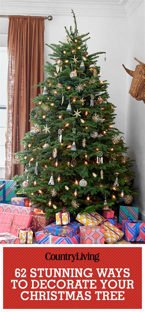 60 best christmas tree decorating ideas how to decorate