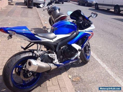 2008 Suzuki Gsxr 750 For Sale by 2008 Suzuki Gsxr 750 K8 For Sale In United Kingdom