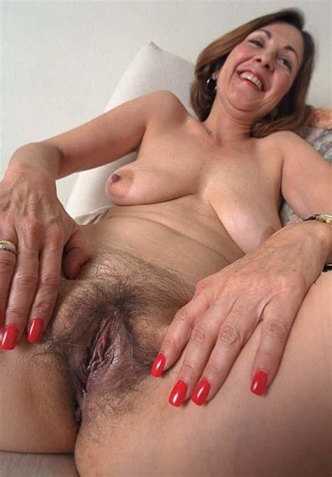 Hairy Pussy Fuck Mature
