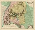 Old International Maps | SWABIA REGION GERMANY BY JOHN ...