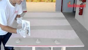 Isolmant Risparmio energetico e isolamento acustico con lastra accoppiata IsolGypsum Special