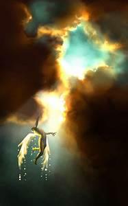 Icarus Falling (Sun, reversed) http://www.janetboyer.com ...
