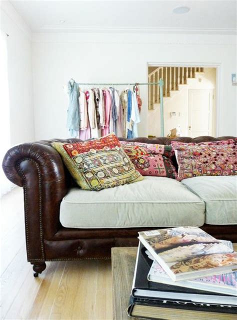 gros coussins pour canapé le gros coussin pour canapé en 40 photos