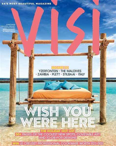 Subscribe To VISI - Visi