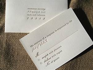 gorgeous letterpress wedding invitations typographic with With wedding invitations little rock ar