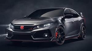 Honda Civic R : honda civic type r prototype revealed in paris motoring research ~ Medecine-chirurgie-esthetiques.com Avis de Voitures