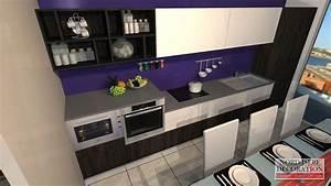 Cuisine Moderne Pas Cher : cuisine quip e occasion cuisine en image ~ Melissatoandfro.com Idées de Décoration