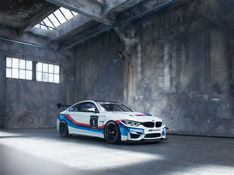 BMW Car : Bmw's Newest Race Car Is Now Available For Order