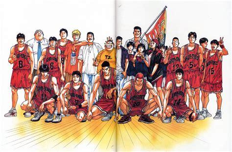 slam dunk anime wallpapers wallpaper cave