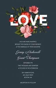 1000 images about bold floral wedding on pinterest With destination wedding invitations vistaprint