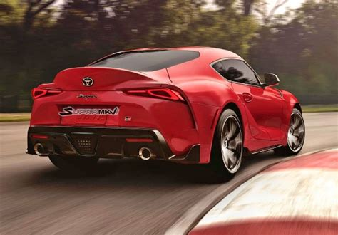 Toyota Supra 2020 Price Usa by 2020 Toyota Supra Leaked Again Revealing Interior And