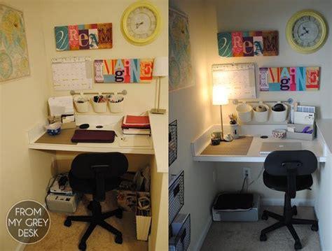 Best 25+ Small desk space ideas on Pinterest