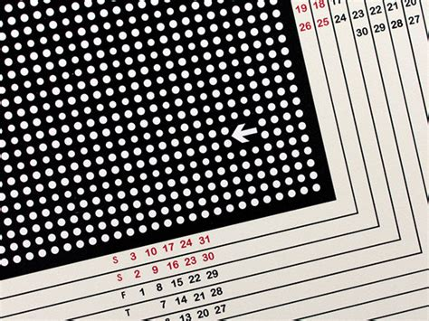 Typo Kalender 2016 by Calendar Illusion 2011 On Behance