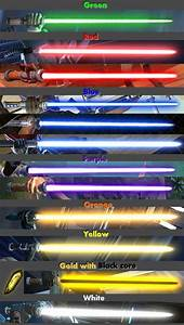 Swtor Guide To Lightsaber Crystals