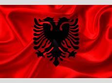 Free illustration Albania, Flag, Nation, Country Free
