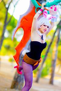 Chillout :: Battle bunny RIven cosplay